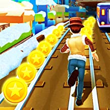 Subway Kid Surfers: Nano Ninja Run Game