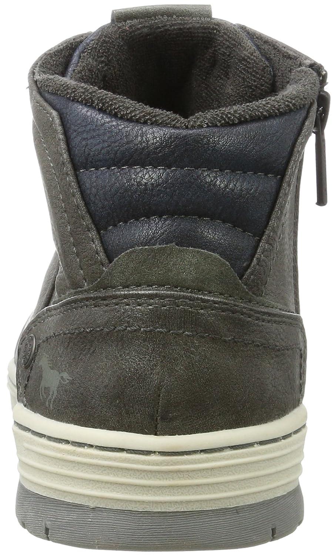 Amazon Uomo Sneaker Scarpe Alto e Mustang it a 501 4117 borse Collo Bwp40Aq