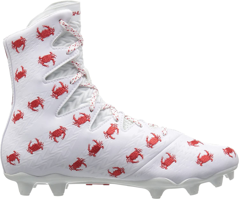 Under Armour Mens Highlight M.C Lacrosse Shoe