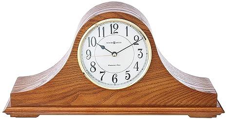 Amazon.com: Howard Miller 635 – 100 Nicholas reloj de mesa ...