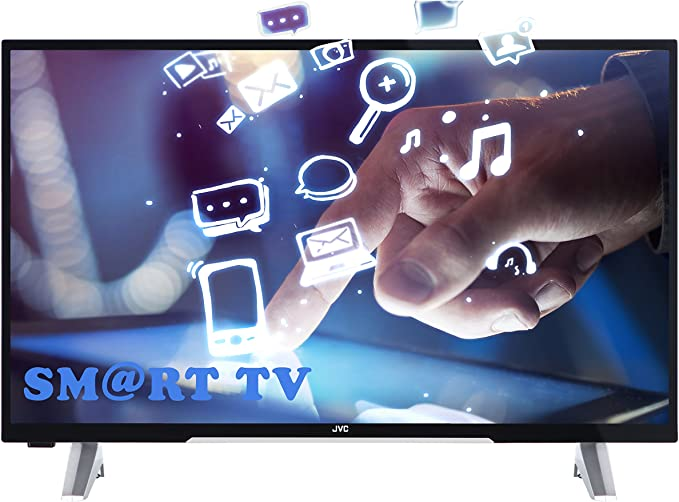 Jvc LT – Televisor vf43 a: Amazon.es: Electrónica
