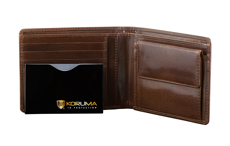 Koruma - RFID NFC BLOQUEO SIN CONTACTO TARJETAS DE MANGA PROTECTOR (HBLG 5): Amazon.es: Informática