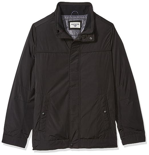 59d0eab5c60d Dockers Men s Windbreaker Jacket  Amazon.co.uk  Clothing