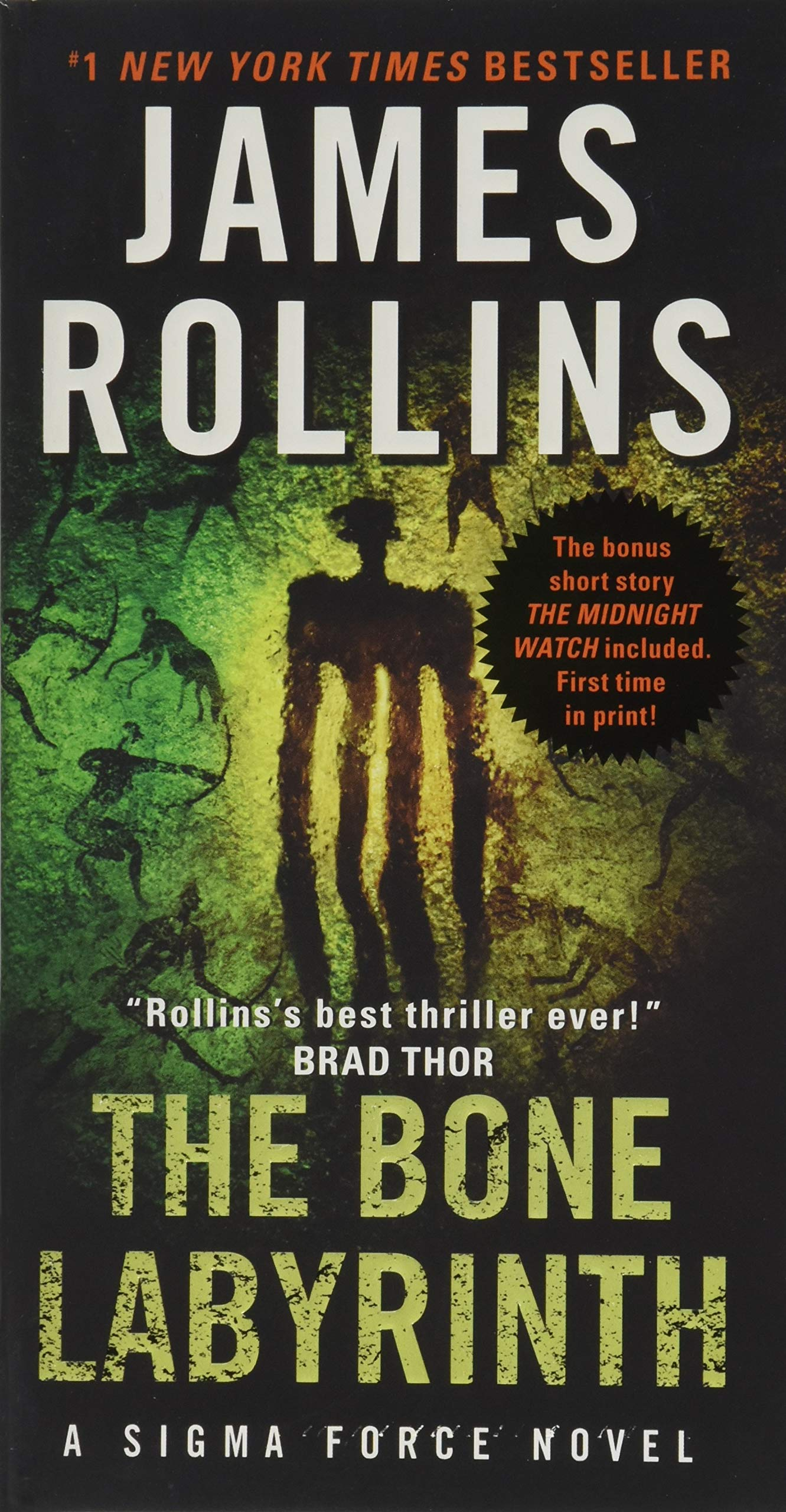 The Bone Labyrinth Sigma Force 11 By James Rollins