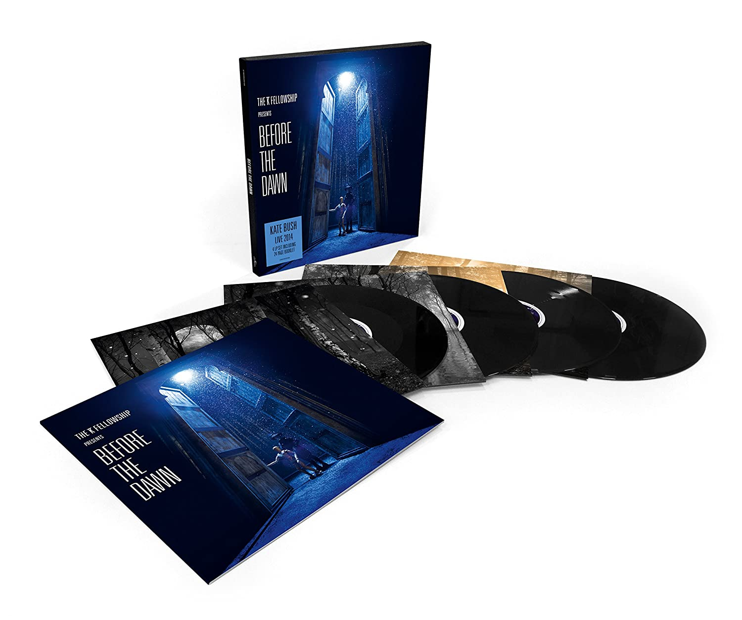 Kate Bush | Before The Dawn (Live Recording) | November 25th