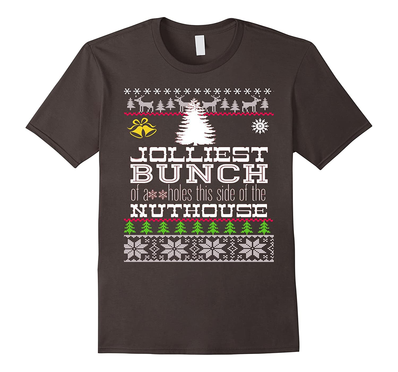 Jolliest Bunch Christmas Vacation Shirt-RT – Rateeshirt