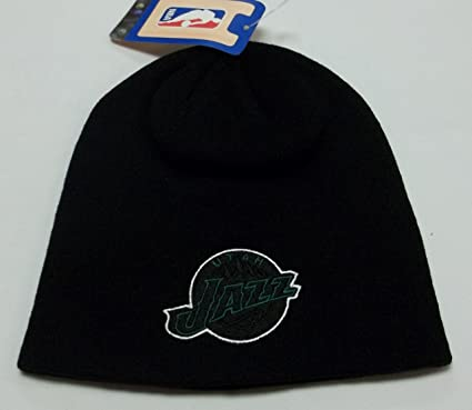 Image Unavailable. Image not available for. Color  NBA Utah Jazz Uncuffed Knit  Hat Kzh29 a0f0fd1b706