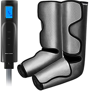 Foot and Calf Massager Gifts Compression Air Leg Massager for Circulation
