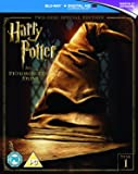 Harry Potter and the Philosopher's Stone (2016 Edition) [Includes Digital Download] [Blu-ray] [Region Free]