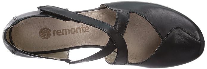 Con Neri R7337Scarpe Tacco Amazon shoes Donna Remonte v0wmNn8