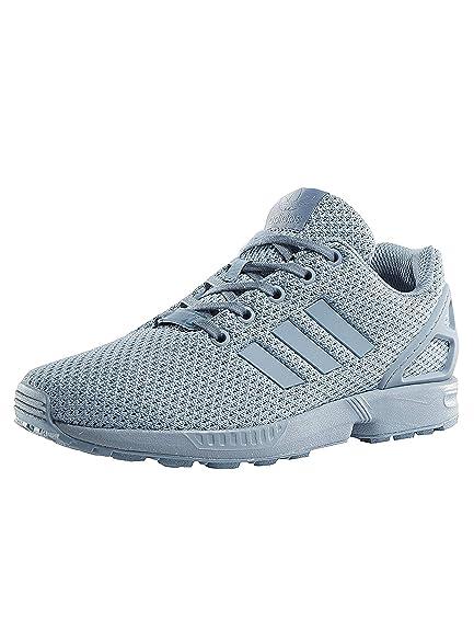 Adidas ZX Flux Basket Mode Garçon , Bleu