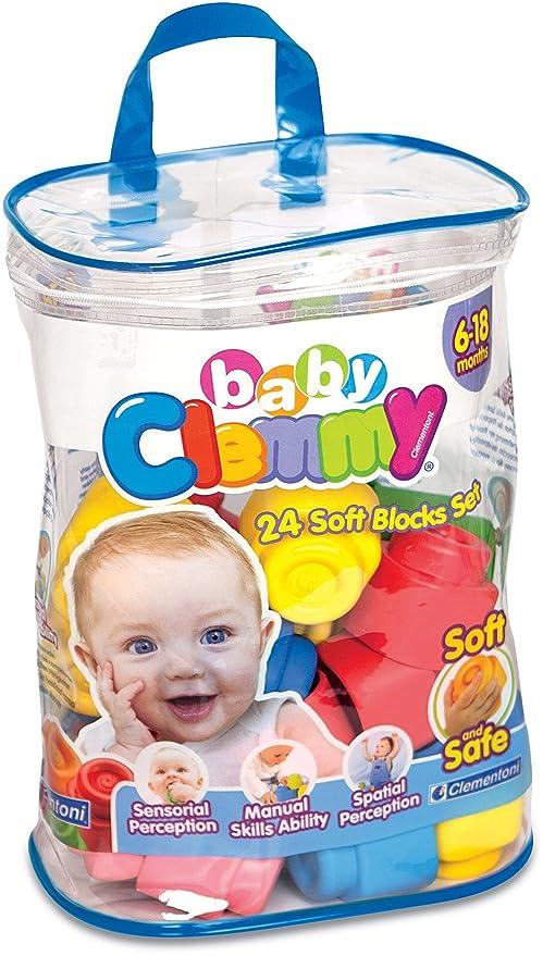 150 opinioni per Clementoni 14889 Baby Clemmy Sacca, 24 Mattoncini