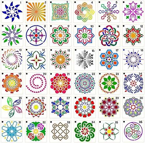 Man And Women Tattoo Mandala More Mandala 4