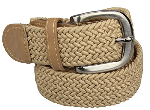 Cinturon Damas entretejido elástico / Cinturon Caballeros / Cinturon entretejido / Cinturon tejido e...