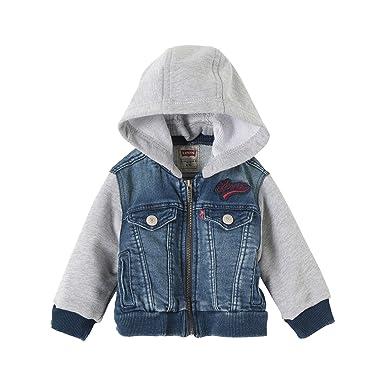online hier große Auswahl an Farben und Designs Rabatt-Verkauf Levi's Baby-Jungen Jacke Truck
