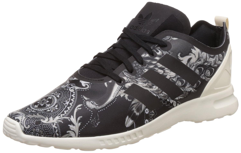 adidas Chaussures ZX Chaussures Flux ADV Smooth Noir Noir Smooth Femme Noir 9f91870 - reprogrammed.space