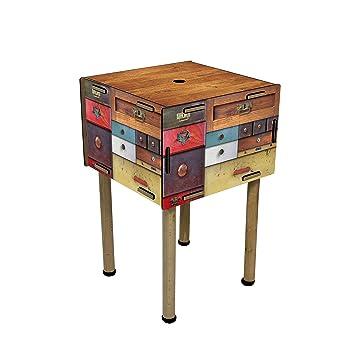 Beistelltisch klein flach - Schubladen: Amazon.de: Küche & Haushalt