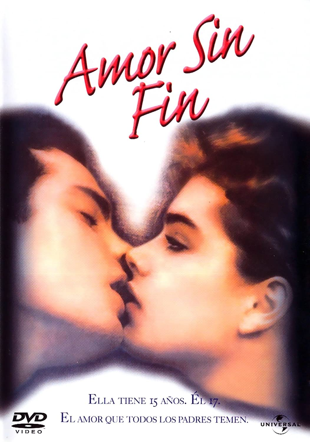 Amor Sin Fin Dvd Amazon Es Brokee Shields Martin Hewitt Shirley Knight Richard Kiley James Spader Robert Moore Don Murray Beatrice Straight Ian Ziering Franco Zeffirelli Brokee Shields Martin Hewitt Cine Y Series