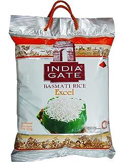 India Gate–Bolsas de arroz.: Amazon.com ...
