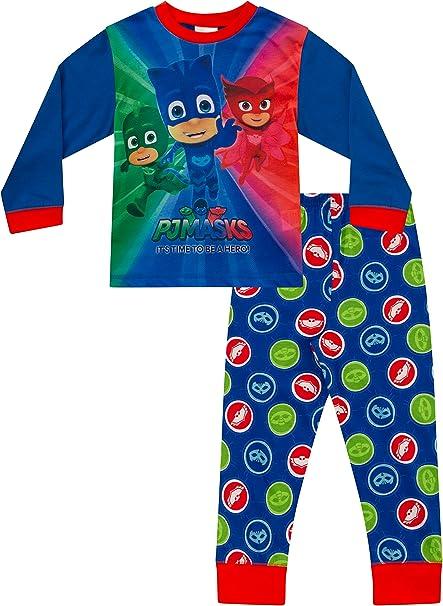 Pijama para Ni/ños PJ Masks