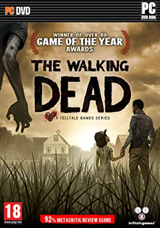 Resultado de imagem para The Walking Dead: PC