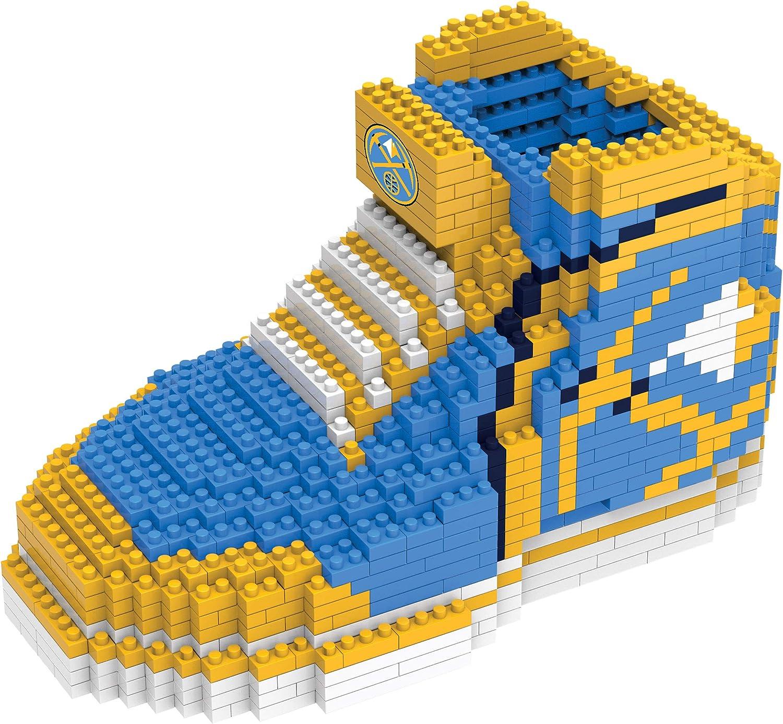 Sneaker FOCO Detroit Pistons 3D Brxlz