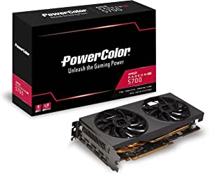 PowerColor Radeon Rx 5700 8GB GDDR6 Graphics Card