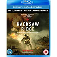 Hacksaw Ridge [Blu-ray] [2017]