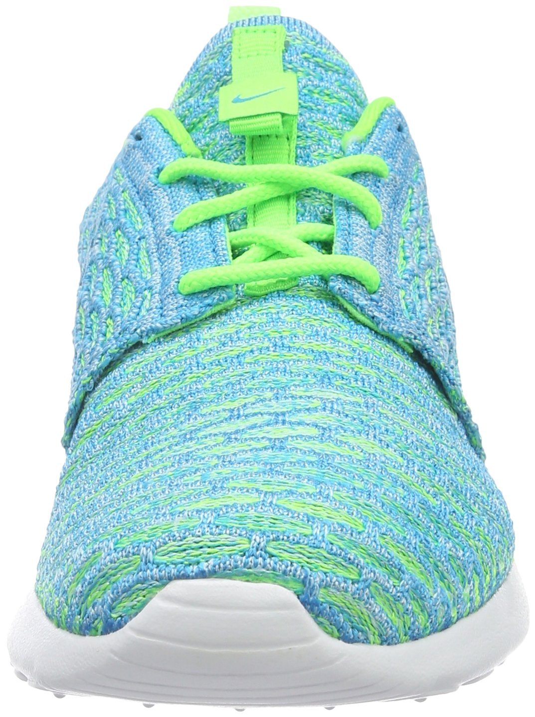 NIKE Womens Roshe One Flyknit Flyknit Colorblock Running US|Green Shoes B00964HWO8 5.5 B(M) US|Green Running 2b5cb7