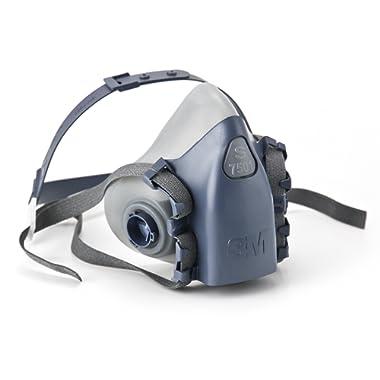 3M Half Facepiece Reusable Respirator 7500, Respiratory Protection