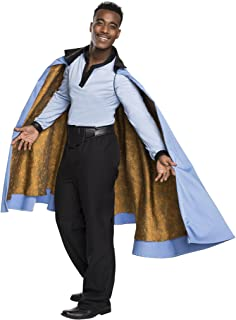 Rubies Costume Men's Star Wars Classic Grand Heritage Lando Calrissian Costume Rubies Costumes - Apparel 810964