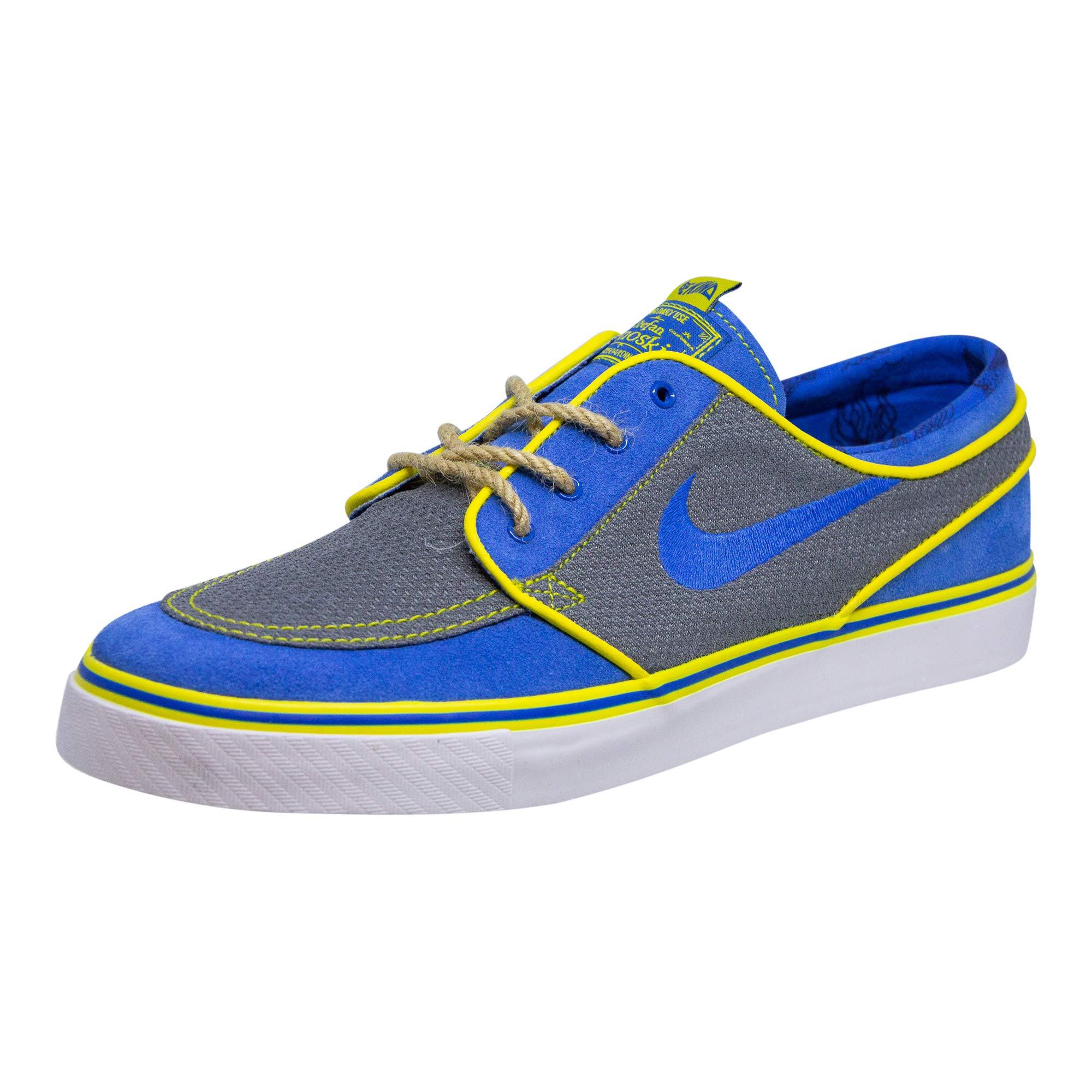 quality design 8cc64 ecc28 Galleon - NIKE Zoom Stefan Janoski DB Men s Skate Shoes (Battle Blue Battle  Blue, 11 M US)