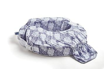 My Brest Friend Gray Flower Key Original Nursing Posture Pillow