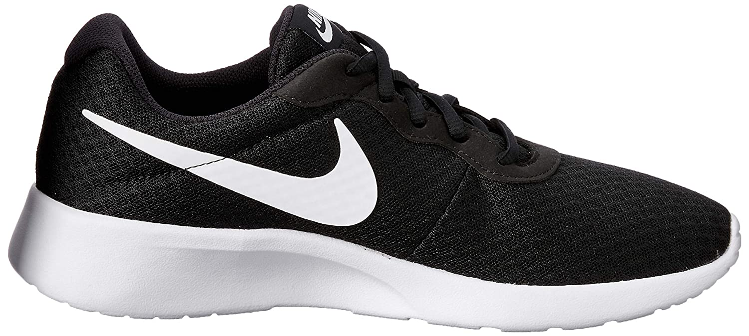 half off e0822 85019 Amazon.com   NIKE Men s Tanjun Sneakers, Breathable Textile Uppers and  Comfortable Lightweight Cushioning   Road Running