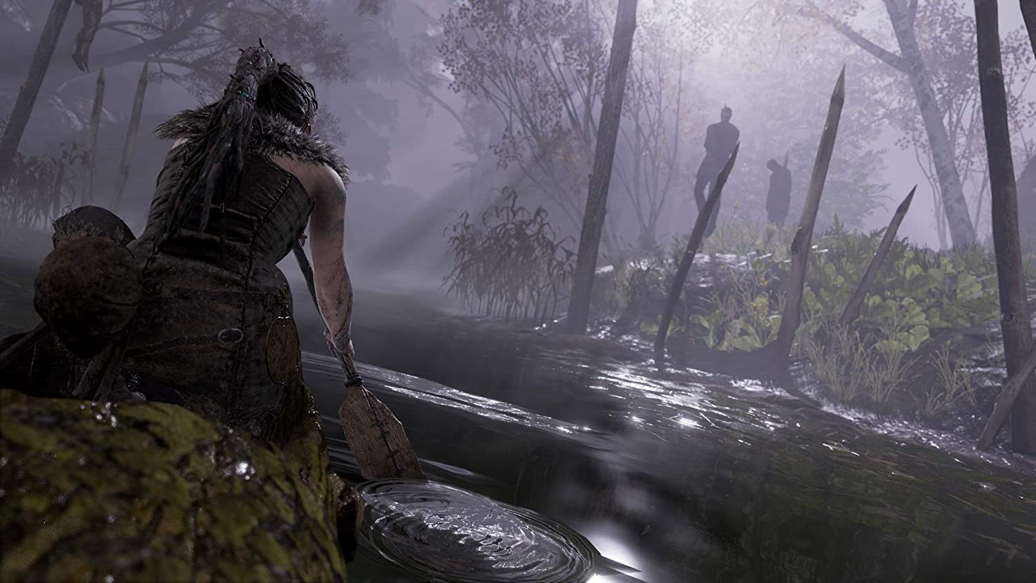 Hellblade: Senuas Sacrifice (PlayStation PS4): Amazon.es: Videojuegos