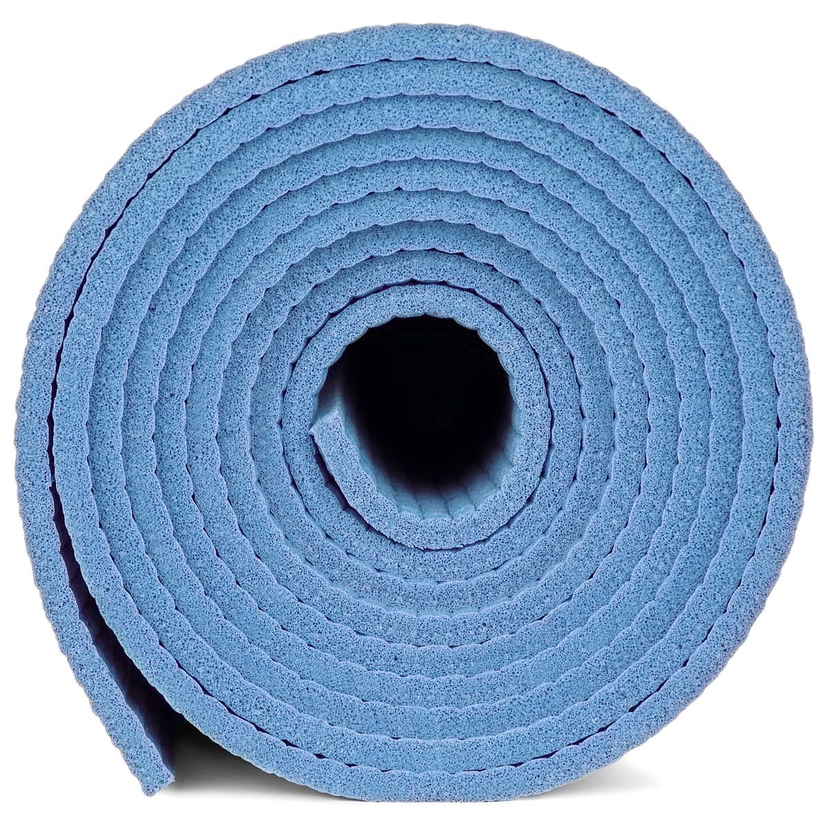 YogaAccessories 1//4 Thick High Density Deluxe Non Slip Exercise Pilates /& Yoga Mat