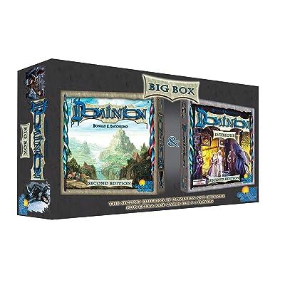 Dominion Big Box II Board Game: Toys & Games