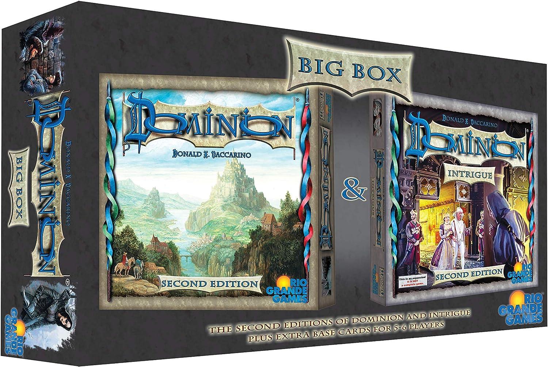 Dominion Church Captain Dismantle Promo Mini Expansion Packs Rio Grand Games