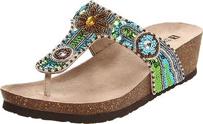 9d7682d51bb74f WHITE MOUNTAIN  Bluejay  Women s Sandal
