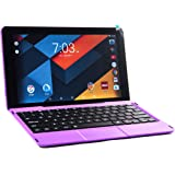 """RCA Galileo Pro 11.5"""" 32GB Tablet with Keyboard Case Android 6.0 PURPLE"""