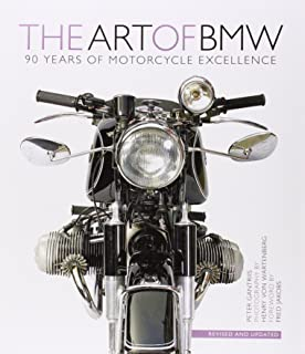 Superieur The Art Of BMW: 90 Years Of Motorcycle Excellence