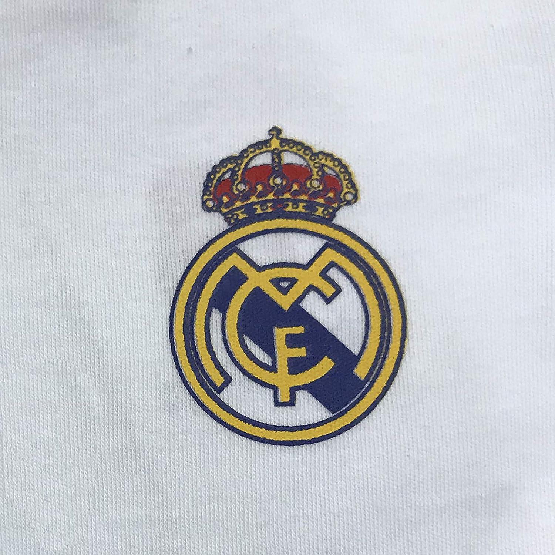 Name Champions City Real Madrid FC Body Kinder offizielles Erstausstattung 2019//2020 personalisierbar