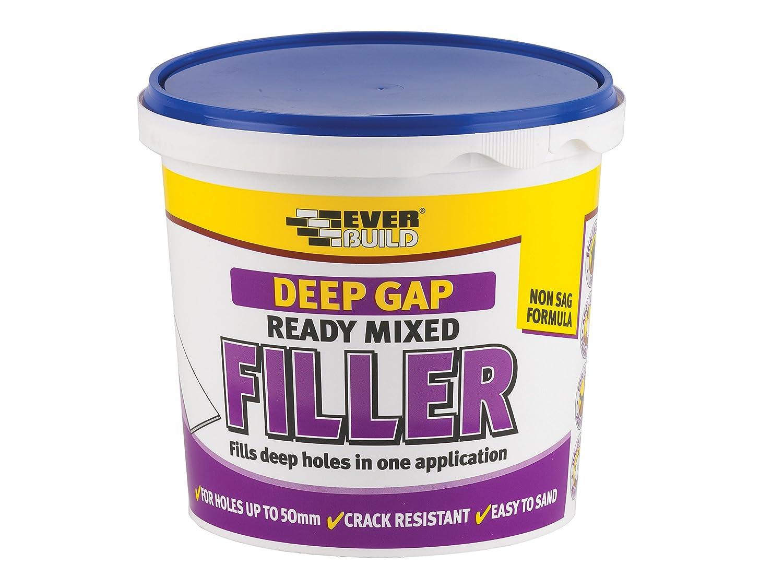 Everbuild EVBRMDEEP1 Deep Gap Filler 1 Litre Toolbank