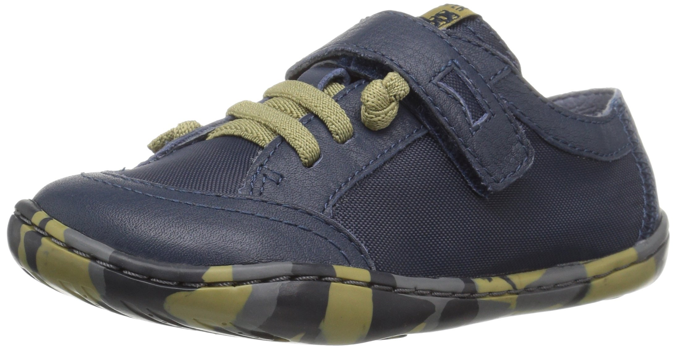 Camper Kids Kids' Peu Cami K800103 Slip-on, Navy, 36 EU/5 M US Big Kid by Camper