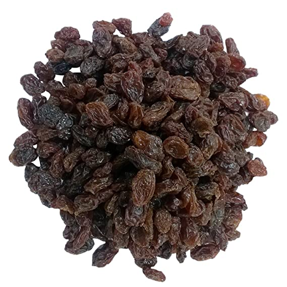 Food to Live Pasas sin semillas Thompson de California Bio (Eco, Ecológico, secado al sol, no OMG, Kosher) 7.2 Kg: Amazon.es: Alimentación y bebidas