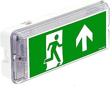 Lampada di emergenza led ip illuminazione di emergenza exit