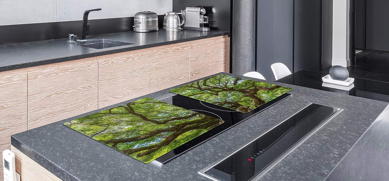 Amazon.com: Panel de cocina muy grande – resistente a los ...