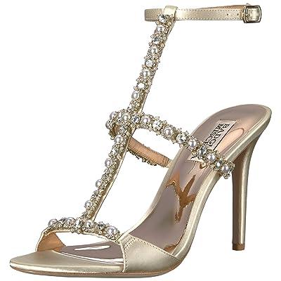 Badgley Mischka Women's Yuliana Heeled Sandal: Shoes