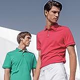 Calvin Klein Men's Liquid Touch Polo,Surf The