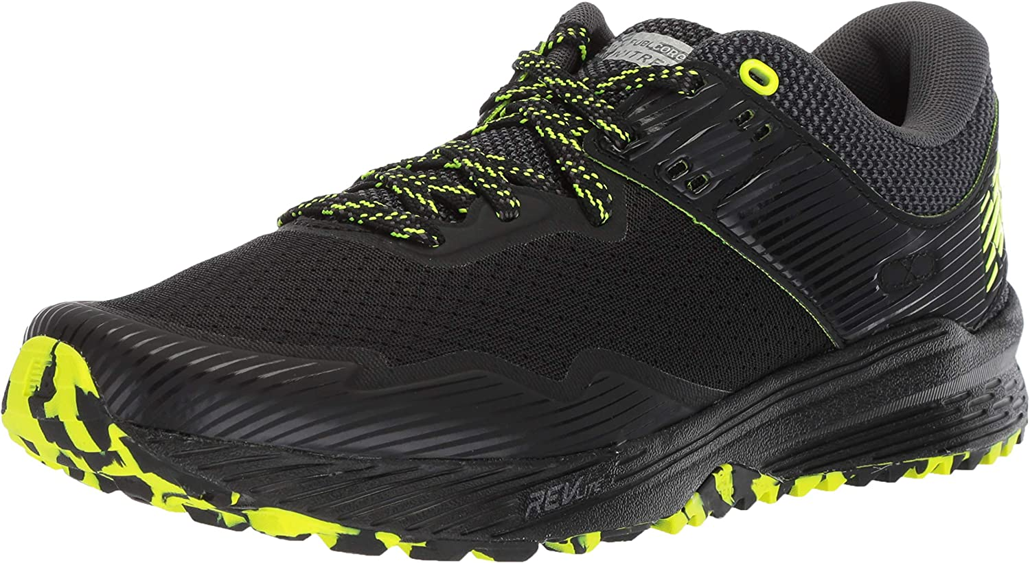 New Balance Men s Nitrel V2 FuelCore Trail Running Shoe